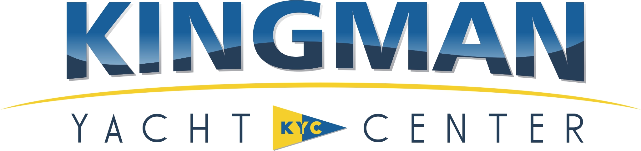 kingman yacht center logo for PHD sponsor