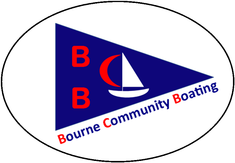 Oval burgee logo of BCB